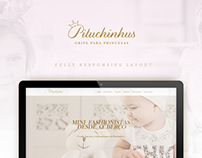 Pituchinhu's Website