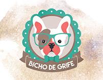 Logotipo Bicho de Grife (2015)