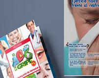 Brochure ABC de La Gripe 2