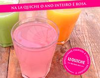 La Quiche - Facebook - Outubro Rosa.