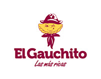 El Gauchito · Rediseño de Isologotipo y aplicaciones