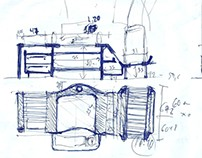 Diseño mobiliario PC gaming