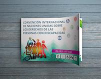 ONU Derechos de las Personas con Discapacidad, Dis, Dia