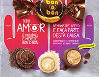 Lançamento Bon-o-Bon Arcor