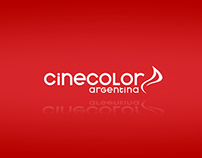 Cinecolor Reel Arte 2012