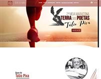 Projeto e edição site corrida : 21kdospoetas.com