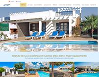 Diseño Web Villas Susaeta