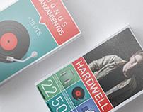 Cards Game / Dj Mag Top100