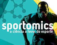 Cartaz de Evento Sportomics
