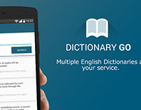 Dictionary GO - Android App
