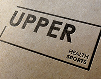 Branding // Naming // Upper Health Sports