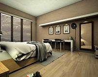 Interior de una habitacion