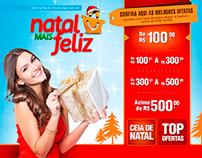 Hotsite de Natal 2013 - efacil.com.br