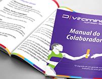 Manual do Colaborador D-Vitaminas