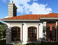 Mediterranean Luxury Home 321m2 (in progress)