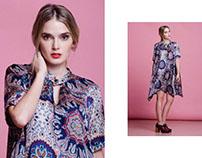 Producción de moda -Lookbook Macedonia  A/W 16