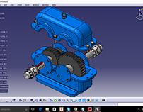Portfólio - Desenhos Mecânicos 3D e Detalhamentos.