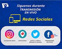 Campaña #OfrendaAnualNT - Redes Sociales