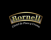 Bornell Cóctel de Pisco y Crema / Branding Corporativo