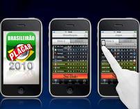 Brasileirão Placar 2010 - iPhone
