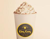 Kingkong Cafe Fuerte Isologo