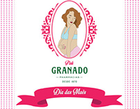 Granado Pink Pin-up - Merchandising