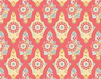 Pattern - Dragonfly