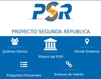 PSR Website (WIP)