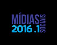 MÍDIAS SOCIAIS 2016
