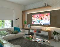 Family Room (Home Design)