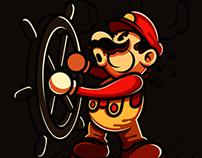 Steamboat Mario
