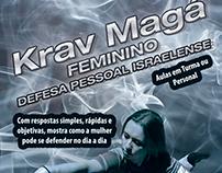 Folder/Flayer Krav Magá Ibam