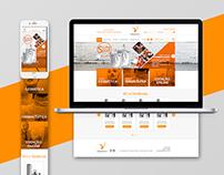 Layout site Vepakum