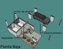 Bungaló Samao