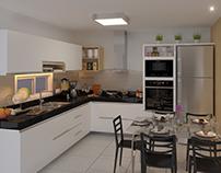 Projeto de Interiores: Cozinha