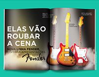 Anúncios para Revista