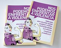 NÓS PODEMOS ENFRENTAR A VIOLÊNCIA