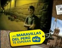 """Lan """"Maravillas del Perú"""""""