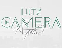 Lutz, Câmera, Ação - Identidade Visual