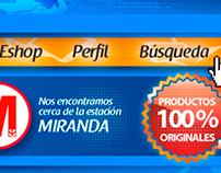 Plantilla Mercadolibre