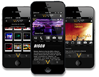 Viapp - App Mobile