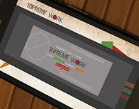 Página web  Supreme Work