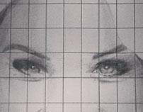 Observation drawing - Smile