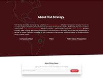 Site FCA Strategy