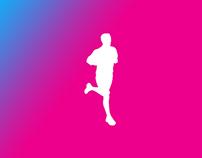 Samsung Night Run 2014 Concept + Art Direction