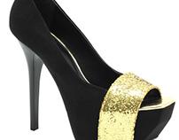Tratamento de Imagem / Photo Editing - Spot Shoes