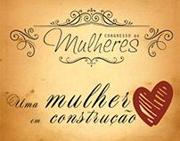 Congresso de Mulheres - PIB Corumbá