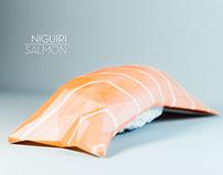 Niguiri Salmon