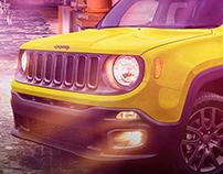 Anúncio Fantasma Jeep