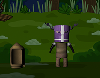 Castle Crashers Open World 3D Idea